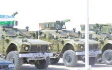 На севере страны проходят совместные таджикско-узбекские военные учения