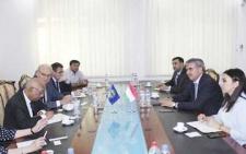 Таджикистан и МВФ развивают сотрудничество