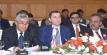 Делегация Таджикистана на 28-ом заседании Совета регионального планирования ОЭС