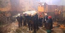 Группа инвесторов посетила Рогунскую ГЭС