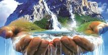 Вода - один из важных элементов природы