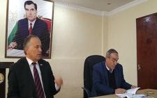 В Газетно-журнальном комплексе «Шарки озод» обсудили Послание Лидера нации