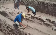 В Саразме обнаружены новые исторические находки