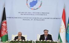 В Душанбе состоялась Министерская конференция «Сердце Азии — Стамбульский процесс»