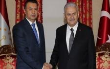 Встреча Премьер-министра Республики Таджикистан с Премьер-министром Турецкой Республики