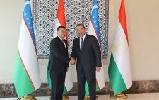 Встреча премьер-министров Таджикистана и Узбекистана в Фергане