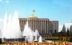 Сотрудники милиции - защитники порядка и законности в Таджикистане
