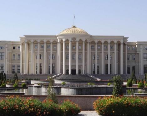 Представление Президента Республики Таджикистан Маджлиси намояндагон Маджлиси Оли Республики Таджикистан