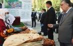 Выставка сельскохозяйственной продукции