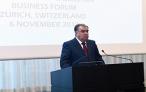 Таджикистан рассматривает Швейцарию как надежного партнера