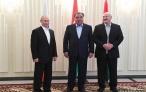Трёхсторонняя встреча президентов Таджикистана, Беларуси и России