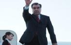 Рабочий визит Лидера нации Эмомали Рахмона в Республику Казахстан