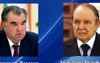 Телеграмма соболезнования Президенту Народно-Демократической Республики Алжир Абдулазизу Бутафлика