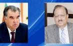 Телеграмма соболезнования Лидера нации Эмомали Рахмона Президенту Исламской Республики Пакистан Мамнуну Хусейну
