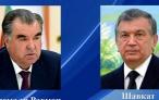 Телеграмма соболезнования Лидера нации Эмомали Рахмона Президенту Республики Узбекистан Шавкату Мирзиёеву