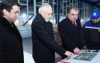 Станция по фильтрации воды на ГУП «Обу корези Душанбе»