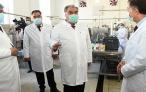 Предприятие по переработке молока ООО «Шири Зафаробод»
