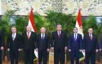 Лидер нации Эмомали Рахмон принял верительные грамоты от пяти новых послов