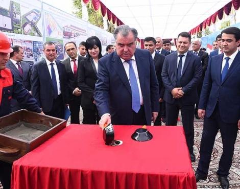 Будет создана Промышленная зона города Душанбе