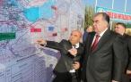 Начало рабочей поездки Лидера нации Эмомали Рахмона в города и районы Согдийской области