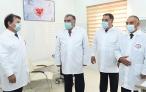 Лечебно-диагностический центр «Диёр» в Зафарабадском районе