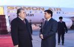 Рабочая поездка Главы государства Эмомали Рахмона в Кыргызскую Республику