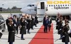 Официальный визит Президента Республики Таджикистан Эмомали Рахмона во Французскую Республику