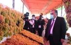 Дехканское хозяйство «Рохи абрешим» и выставка сельскохозяйственной продукции