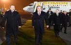 Рабочий визит Главы государства Эмомали Рахмона в Республику Узбекистан