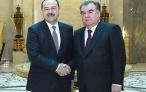 Президент Республики Таджикистан Эмомали Рахмон принял Премьер-министра Республики Узбекистан Абдулло Арипова