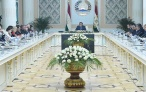 Глава государства Эмомали Рахмон принял участие в заседании Национального совета по развитию