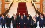 Встреча Президента Республики Таджикистан Эмомали Рахмона с генеральными прокурорами государств-членов СНГ и ШОС