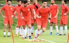 Отборочный турнир ЧМ-2022: Таджикистан - Мьянма