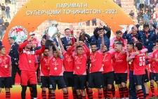 «Истиклол» – обладатель париматч – суперкубка Таджикистана-2021!