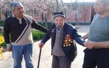 101 - летнего фронтовика пригласили в Москву на празднование 75-летия Победы