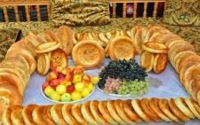 В Душанбе отметили праздник урожая